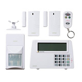 Saber Casa Ampliable Sin Hilos Ladrón Alarma De Seguridad S