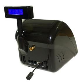 Impresora Fiscal Modelo Hka 112. Sin Cargador.