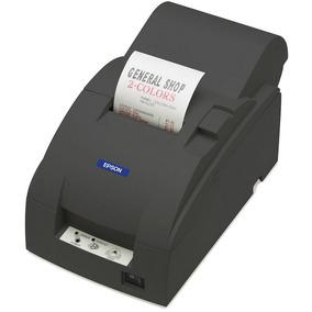 Impresora Matriz De Punto Tickera Epson Tm-u220a