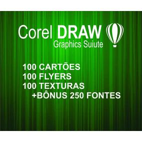 Kit Profissional - Corel Draw - Vetores
