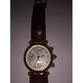 ba4fa4523b8 Cronografo Fases Da Lua. Valjoux - Relógios no Mercado Livre Brasil