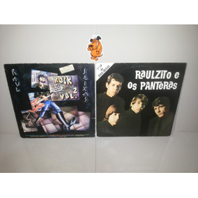 Lp Raul Seixas Raulzito E Os Panteras Rock Vol 2 - Lote