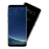 Samsung Galaxy S8 Sm-g950fd 64gb Preto Original Vitrine