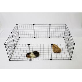 Cercado Simples Para Porquinho Da Índia Med. 120x80