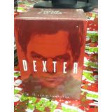 Dvd Coleção Dexter 1ª A 8ª Temporadas Completas 32 Discos