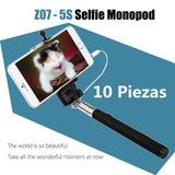 10 Unids Monopod Autofoto Palo Retrato Pole Con Remoto