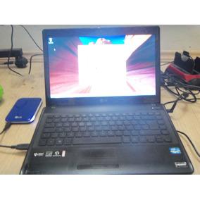 Notebook Lg I3 3 Geracao 2gb 320gb S. Bateria Funcionando Ok