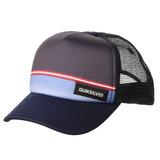Boné Quiksilver Stripe Stare Navy Blazerazul - Original 798e074f448