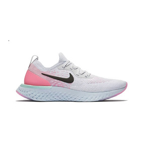 los angeles 4e8cb 3ad74 Zapatillas Nike Epic React Flycnit Dama