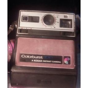Lrbl. Antigua Camara Kodak Colorburst 100
