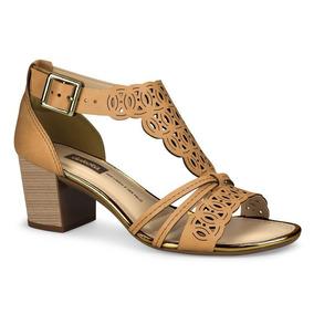 aca8bb7b8 Sandalia Dakota Feminino Salto Grosso - Sapatos no Mercado Livre Brasil