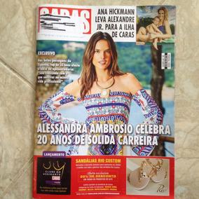 2efcc7fcddcb4 Caras N 43 Ana Hickmann - Revistas de Coleção no Mercado Livre Brasil
