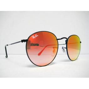 e17621f2c Ray Ban 3447 Vermelho - Óculos no Mercado Livre Brasil