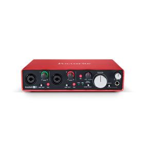 Focusrite 2i4 Scarlett 2da Gen Interface Usb Audiodeals