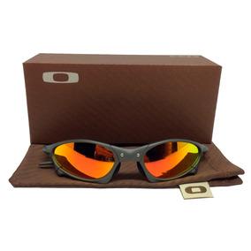 f813f4297dfc6 Oculos Double X - Óculos De Sol Oakley Juliet no Mercado Livre Brasil