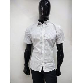 Camisa Blanca Para Caballero