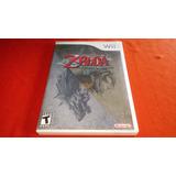 Zelda Twilight Princess Wii