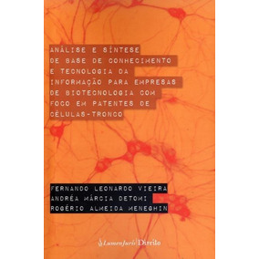 Análise E Síntese De Base De Conhecimento E Tecnologia Da