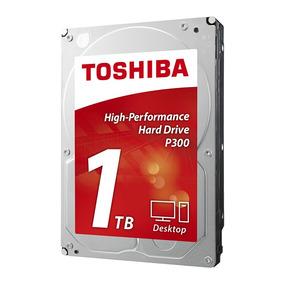 Disco Duro Toshiba Hdwd110xzsta - 1000 Gb, Serial Ata Iii, 7