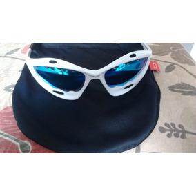 Oculos Oakley Racing Original Branco De Sol - Óculos no Mercado ... 1c2e16944d