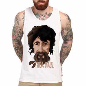 5d8741f451 Camiseta Raul Seixas - Camisetas Regatas no Mercado Livre Brasil