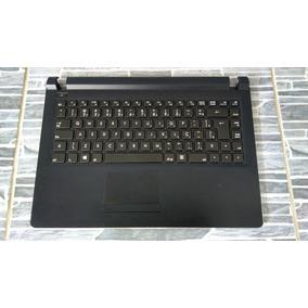 Carcaça Base/teclado Notebook Cce Utra Thin U25l Inteira.