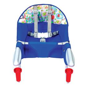 Cadeira De Alimentação Portátil Fit Tutti Baby - Azul