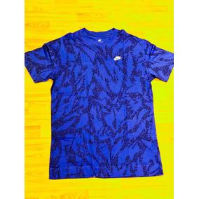 Flyaway Nike Tee Men Blue/white Large B&t