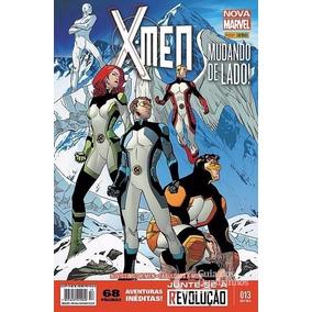 X-men Nova Marvel 13 Panini Lacrada