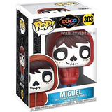 Funko Pop Coco Miguel 303 Original Disney Scarlet Kids