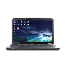 Notebook Acer 5738 Dual Core 320gb Windows 15,6