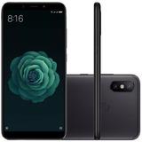 Smartphone Xiaomi Mi A2 64gb 4gb Ram 4g Global Preto