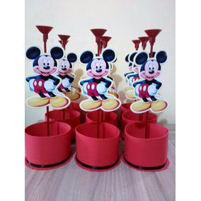 Enfeites De Mesa Do Mickey Baratos - Decoração de Festa no Mercado ... 6514c31311