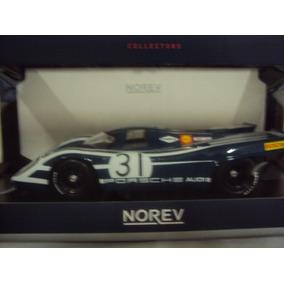 Porche 917k Sebring 1970 Norev Escala 1:18
