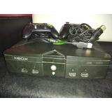 Xbox Con Dos Controles