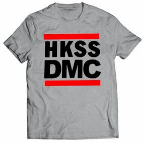 Camisa Camiseta Haikaiss Damassaclan Rap Dmc 421 9563a94310d