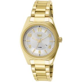 6ac207a95f633 Relogio Dumont Masculino Berlim Dourado - Relógios De Pulso no ...