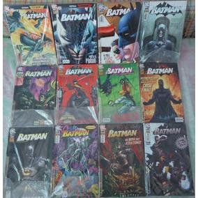 Batman 1ª Série - N° 92 Ao 114 Panini / Excelente 24 Hqs