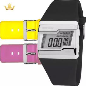 b9c3a2f500f1f Relógio Mormaii Aquarela Troca Pulseira Fzs 8s Unissex - Relógios De ...