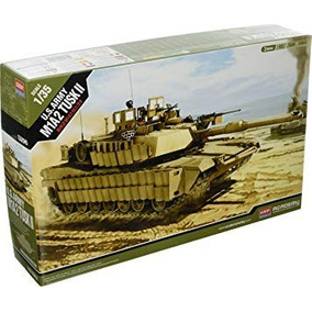 Academy Tanque M1a2 Tusk Ii U.s.army 1/35 Supertoys Envios