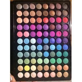 Paleta De Sombras M.a.c. De 88 Colores Cambio Por Bases Mac