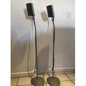 Caixas De Som (2) Para Home Theater Com Pedestal Philips