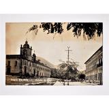 Cartao Postal Angra Dos Reis Rj - Cais Do Porto Anos 40