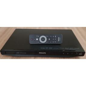 Dvd Philips Dvp3880k Divx Usado