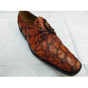 Zapato Exotico De Pescado Piraruco Chedrón 2ad940a43794