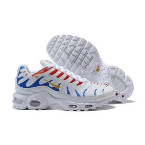 397f9fe07 Zapatilla Nike Air Max Tn2 Mercuial White Multicolor 40-46