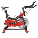 Bicicleta Estacionaria Spinning Oxford Be2805 Con Monitor