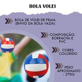 Bola Volei Oficial Praia Quadra Promoção Atacado fcc479af4f947