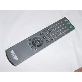 Sony Rmt-d153a Reproductor De Dvd Control Remoto Para Dvp-ns