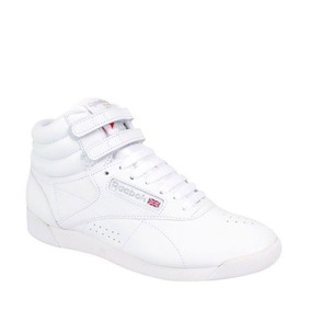 fa51dafb4 Tenis Bota Casual Reebok 2431 Color Blanco De Dama Moderno